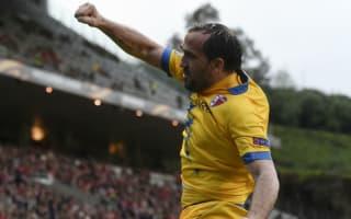 Braga 2 Sion 2 (4-3 agg): Gekas double brings Swiss close to turnaround