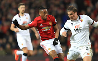 Manchester United 2 Watford 0: Martial stars to repay Mourinho faith