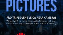 El futuro Huawei P podría contar con tres cámaras Leica traseras