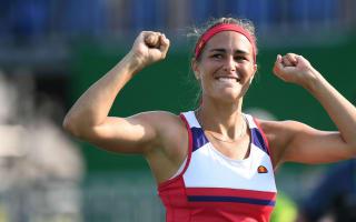 Rio 2016: 'I'm letting the world know I've arrived' - Puig revels in Muguruza thumping