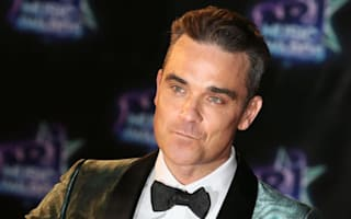 Tensions rise in planning feud between Robbie Williams and Jimmy Page