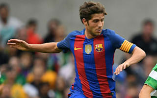 Double injury blow for Barcelona