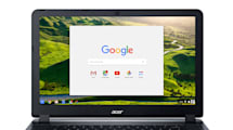 Acer lanza un Chromebook de 15,6 pulgadas muy barato pero con truco
