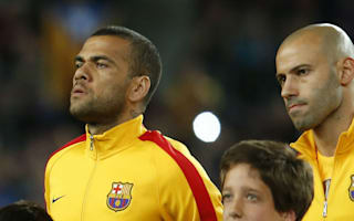 Alves would be 'honoured' if Mascherano joined Juventus