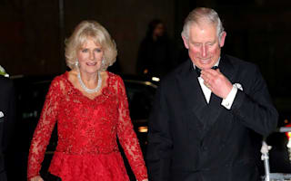 Charles and Camilla on visit to Hull