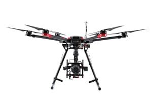 DJI y Hasselblad lanzan un súper drone con cámara de 50 MP