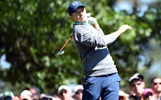Spieth keen to forget poor finish