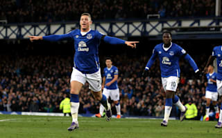 Barry hails Everton youngsters as league's best