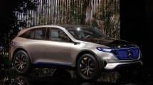 Mercedes se pone las pilas con su plan de vehículos eléctricos