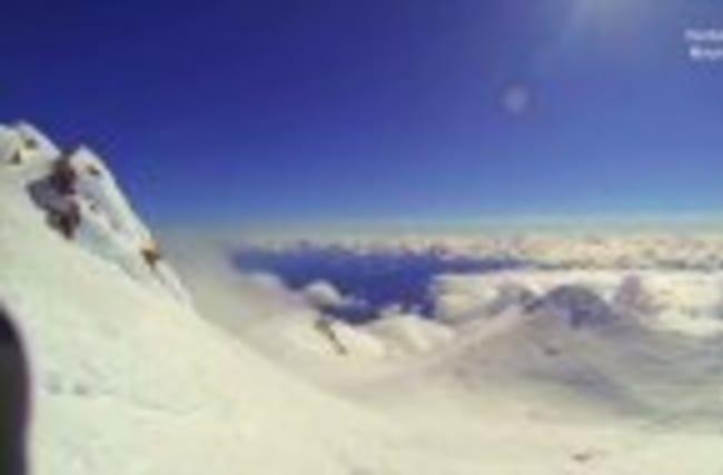 Final Steps To Mount Shasta Summit