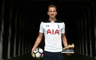 Kane pokes fun at critics as Murray lauds Golden Boot winner