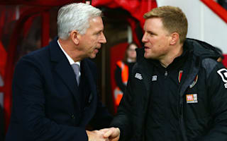 Howe, Pardew and Wenger among the contenders to succeed Allardyce