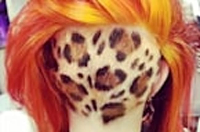 Leopard Dye Is the Newest Hair Trend Taking Over Your Instagram