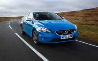 First drive: Volvo V40 Drive-E
