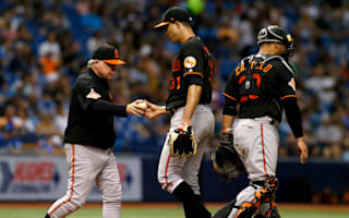 Orioles pitching gives up 15 more runs, Nationals and Royals claim walk-off wins