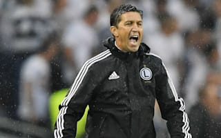 Hasi laments Legia's key absentees