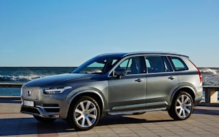 First drive: Volvo XC90