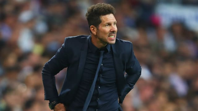 Simeone: I'm staying at Atleti
