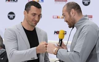 New date confirmed for Fury and Klitschko rematch