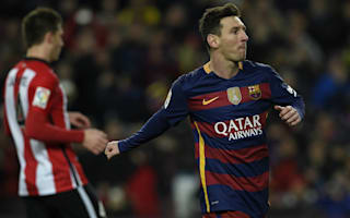 Luis Enrique: I didn't want to risk Messi