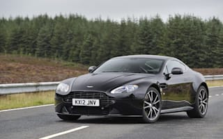 Road test: Aston Martin V8 Vantage S