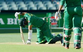 Sarfraz replaces Azhar as Pakistan ODI captain