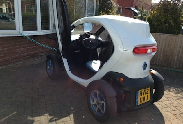 Renault Twizy long termer