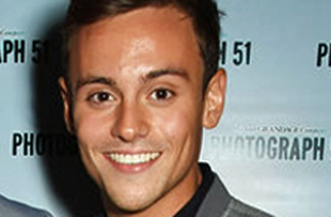 Great British Bake Off: Tom Daley reveals burning ambition