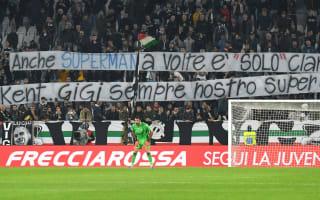 Allegri: Buffon error was to wake Juve up