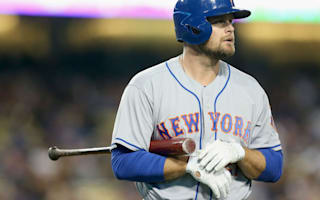 Mets' Duda out 'a while' with stress fracture in lower back