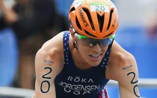 Rio Recap: Jorgensen breaks USA's triathlon curse