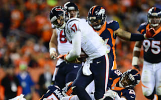 Broncos dominate Osweiler, Texans