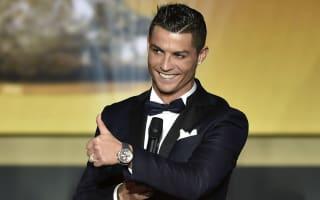 Sporting CP prepare Cristiano Ronaldo tribute