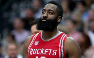 Harden heroics not enough for Rockets, Celtics win