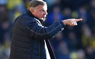 Allardyce moves on from 'grumpy' days