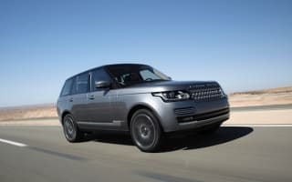 Insurers refusing to cover Range Rovers
