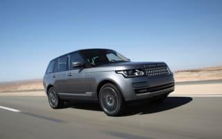 Insurers refusing to cover Range Rovers