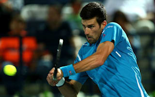 Magnificent Djokovic hammers Robredo in Dubai