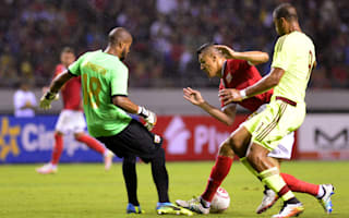 Costa Rica 2 Venezuela 1: Hosts rally to pre-Copa America win