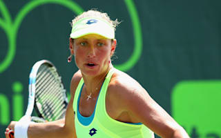 Wickmayer dumped out as Voegele progress in Istanbul