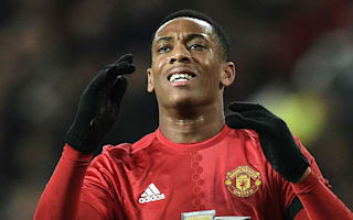 Martial was 'in a sulk' about losing number nine shirt - Scholes