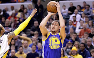 Warriors crush Pacers, Spurs win again