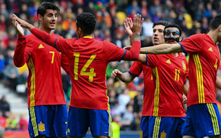 Del Bosque: Spain favourites to win Euro 2016