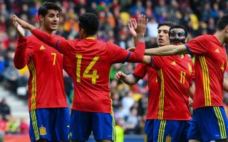 Del Bosque: Spain favourites to win Euro 2016