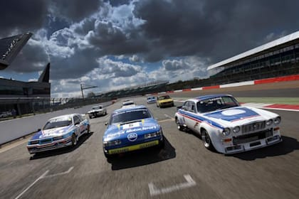 Run up to Silverstone Classic begins