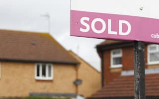 Home-buyers surge 'tailing off'