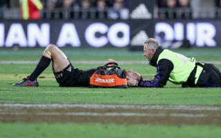 Hansen optimistic over Cruden neck injury