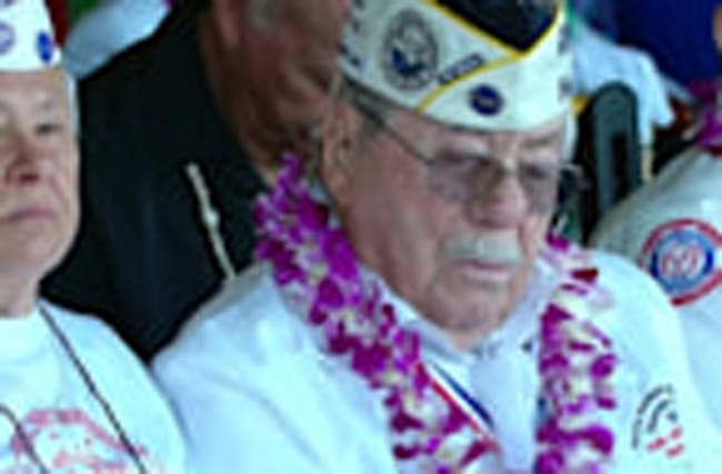 "75 years on, Pearl Harbor remembers day of ""infamy"""