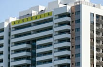 Fire at Olympic village leads to Australian evacuation