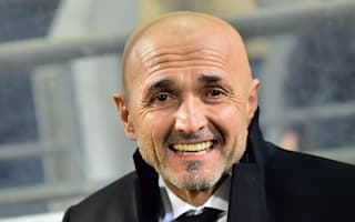 Real Madrid not on Spalletti's mind